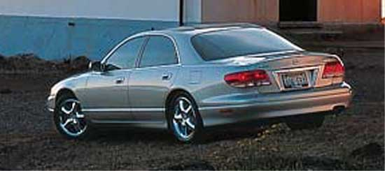 A Special Millennium Millenia Trim Package In 2000 Included Suede Upholstery An Dash Changer For Six Cds And 17 Inch Alloy Wheels