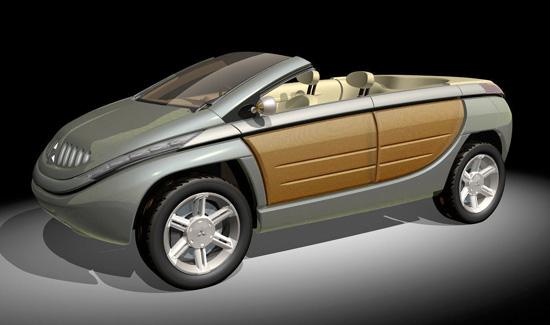2002 Mitsubushi SUP Cabriolet