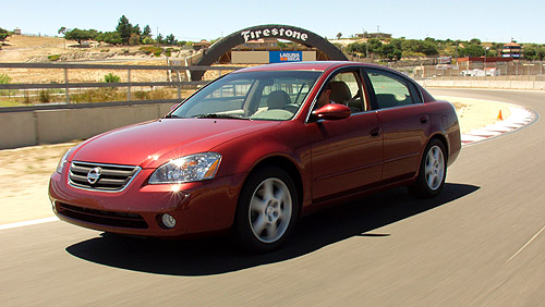 2002 Nissan Altima Review, Ratings, Specs, Prices, And Photos   The Car  Connection