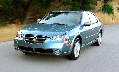 2002 Nissan Maxima Review, Ratings, Specs, Prices, And Photos   The Car  Connection