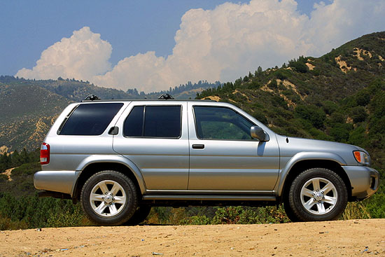 2002 Nissan Pathfinder Review, Ratings, Specs, Prices, And Photos   The Car  Connection