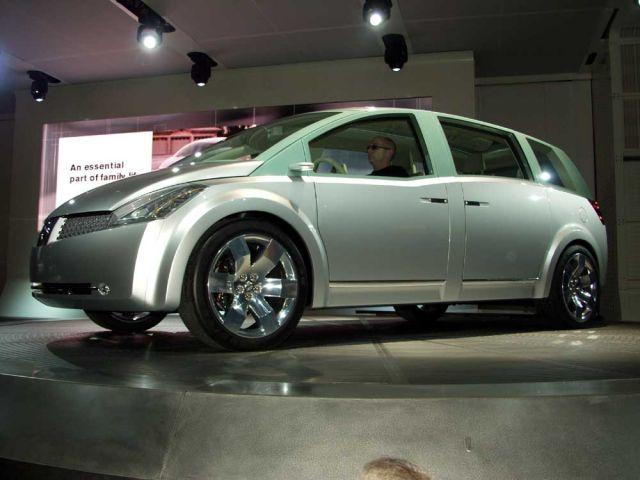 2002 Nissan Quest Concept