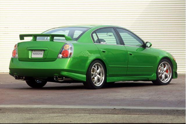 2002 Nissan Stillen Altima concept