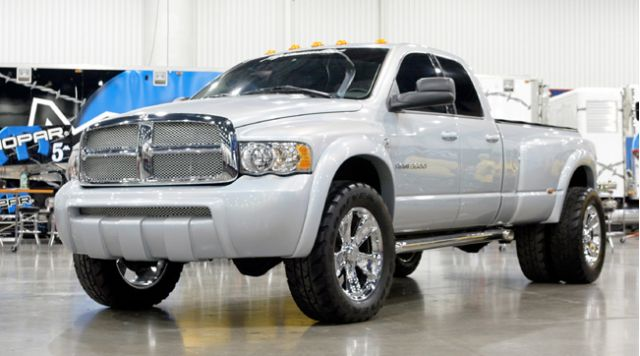2002 Performance West Dodge Ram 3500 Cannonball Express concept
