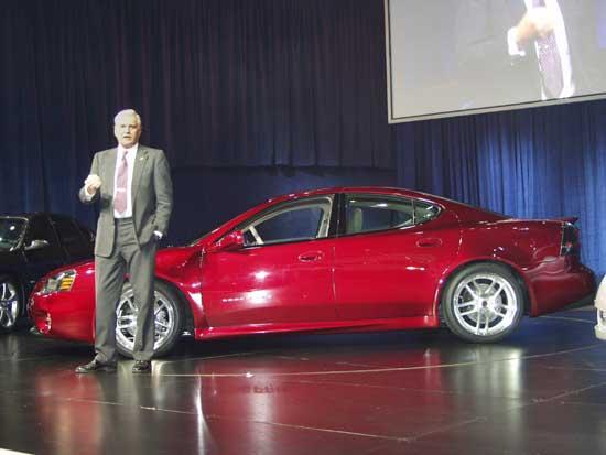 2002 Pontiac G-Force Concept and Lutz