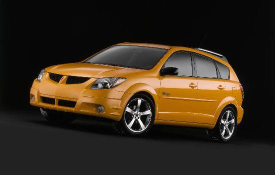 2002 Pontiac Vibe