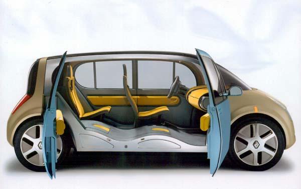 2002 Renault Ellypse concept