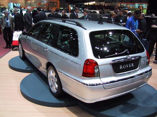 2002 Rover 75 Wagon