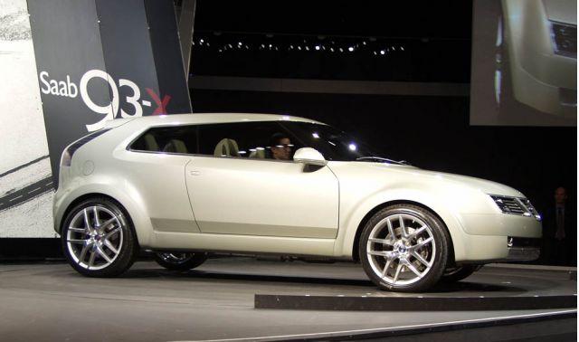 2002 Saab 9-3X concet