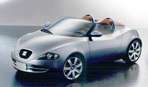 2002 SEAT Tango concept