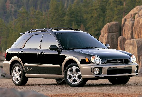 2002 Subaru Outback Sport The Car Connection