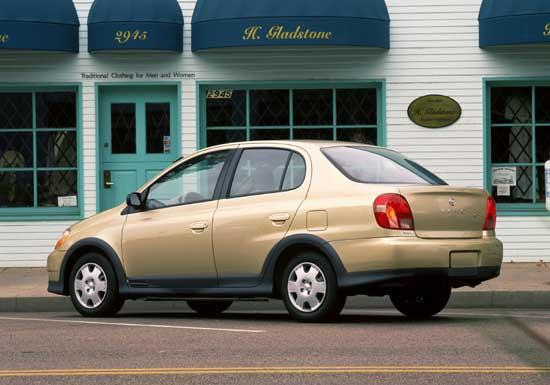 Toyota echo price