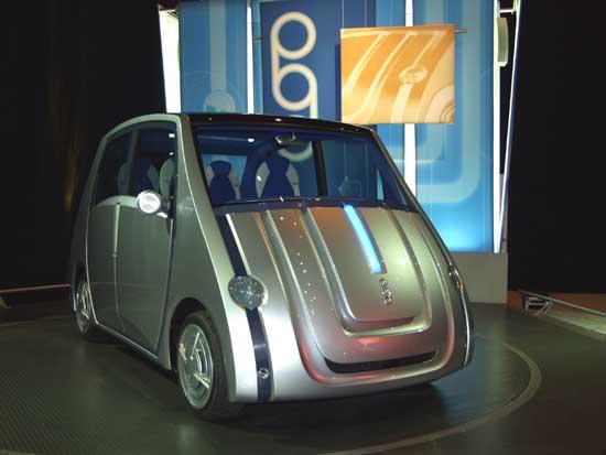 2002 Toyota POD Concept