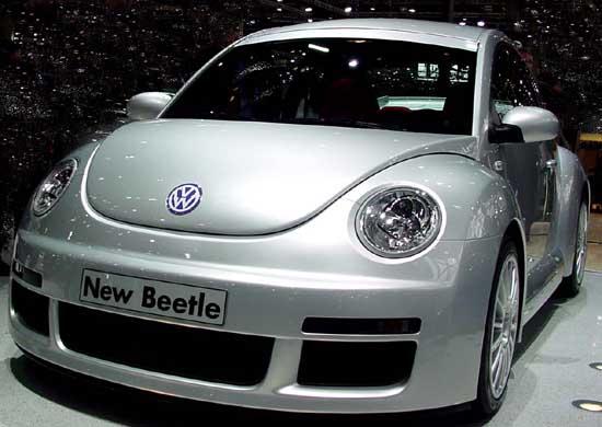2002 Volkswagen Beetle RSE