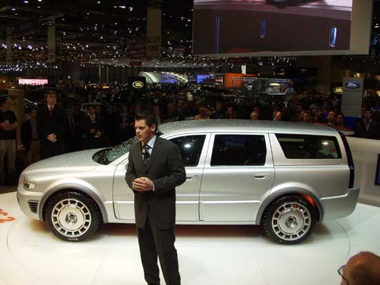 2002 Geneva Show Part Ii