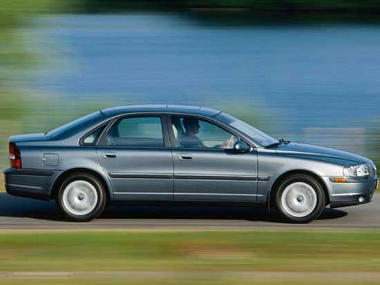 2002 volvo s80 review