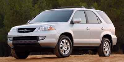Acura MDX Review Ratings Specs Prices And Photos The Car - Acura 2003 mdx