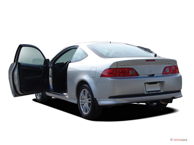 Image: 2005 Acura RSX 2-door Coupe AT Leather Open Doors, size: 640