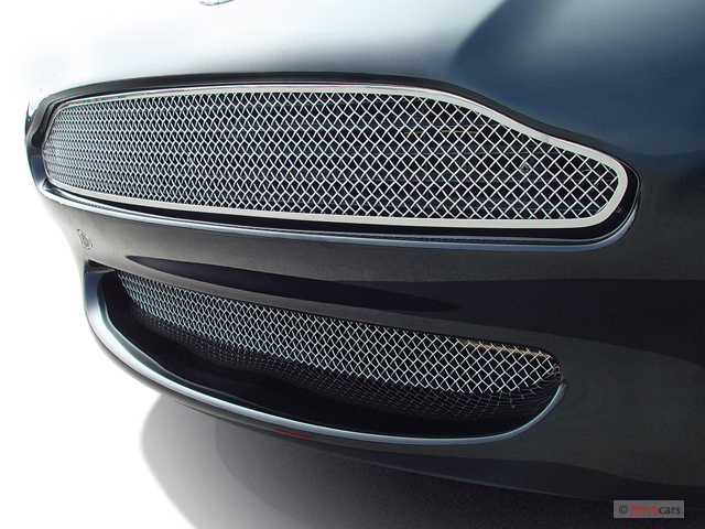 Image: 2003 Aston Martin DB7 2-door Coupe Vantage Manual Grille, size: 640 x 480, type: gif ...