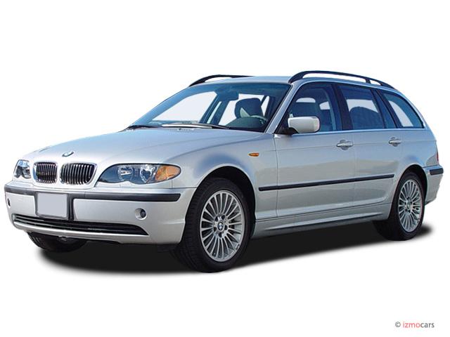 Image BMW Series Xi Door Sport Wagon AWD Angular - Bmw 325xi awd