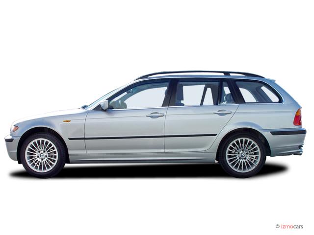 Image BMW Series Xi Door Sport Wagon AWD Side - Bmw 325xi awd