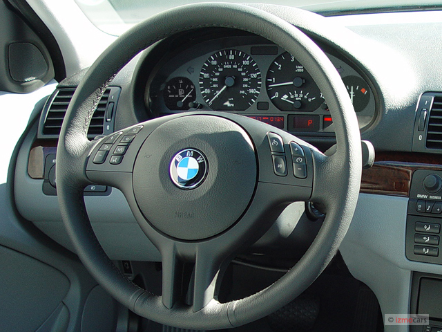 Image BMW Series Xi Door Sport Wagon AWD Steering - Bmw 325i steering wheel