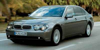2003 Bmw 7 Series Review Ratings Specs Prices And Photos The Car Connection