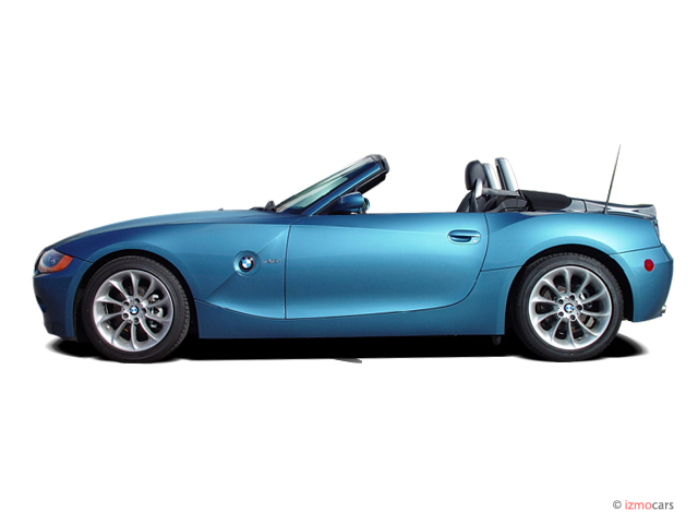 image 2003 bmw z4 series z4 2 door roadster side exterior view size 640 x 480 type gif. Black Bedroom Furniture Sets. Home Design Ideas