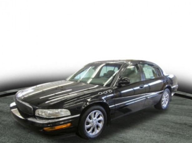 2003 Buick Park Avenue used car