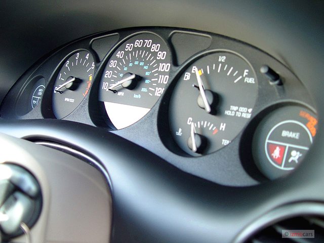 Image: 2003 Buick Regal 4-door Sedan LS Instrument Cluster, size: 640 x 480, type: gif, posted ...