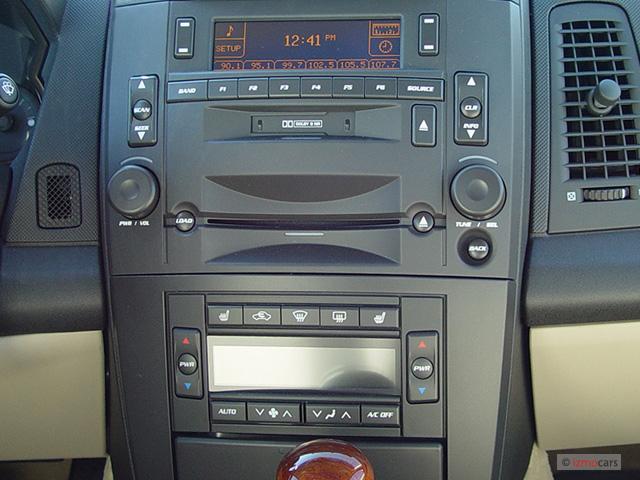 2003 Cadillac Cts 4 Door Sedan Instrument Panel