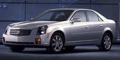 2003 Cadillac Cts Review Ratings Specs Prices And Photos The Car Connection