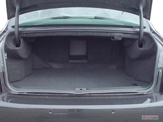 Cadillac Deville Door Sedan Dts Trunk M
