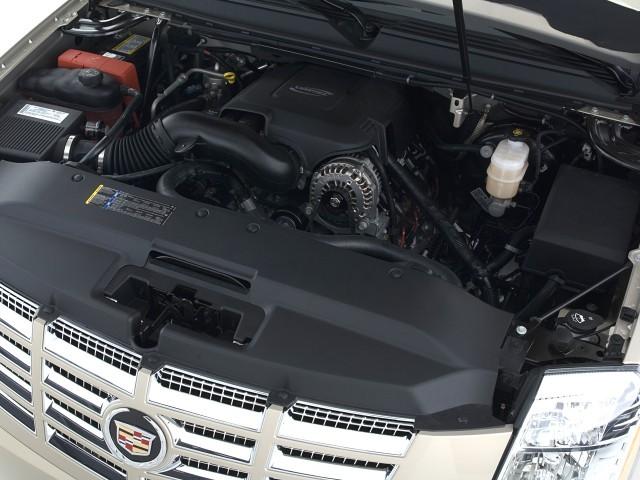 Image: 2008 Cadillac Escalade ESV 2WD 4-door Engine, size ...