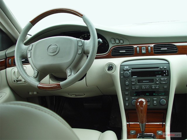 Image: 2003 Cadillac Seville 4-door Touring Sedan STS ...