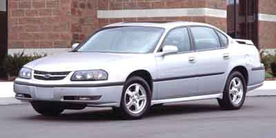 2003 chevy impala review