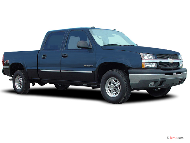 2003 chevrolet silverado 1500hd chevy review ratings specs prices and photos the car. Black Bedroom Furniture Sets. Home Design Ideas