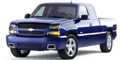 2003 chevrolet silverado ss chevy review ratings specs prices and photos the car connection. Black Bedroom Furniture Sets. Home Design Ideas