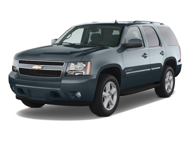 2018 Chevrolet Tahoe Expert Reviews Specs and Photos