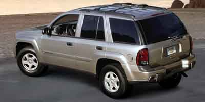 2003 Chevrolet TrailBlazer Chevy Review Ratings Specs Prices