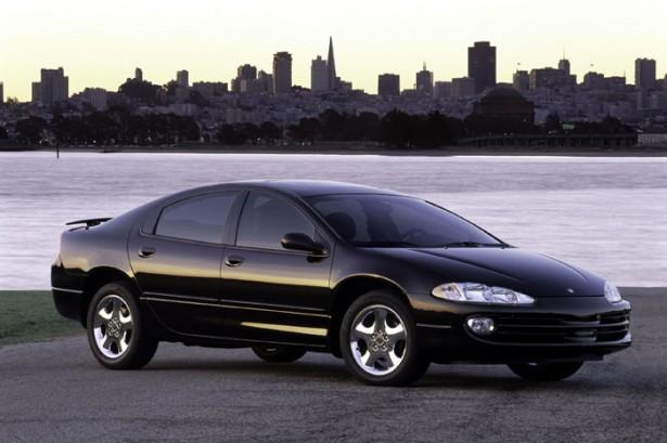 2003 Dodge Intrepid SXT