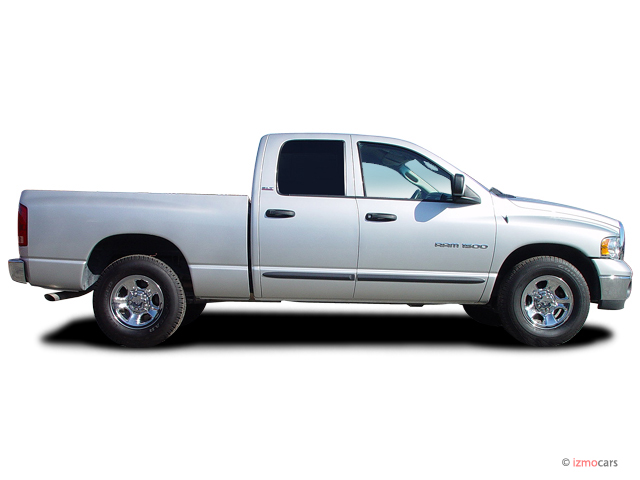 Image: 2003 Dodge Ram 1500 4-door Quad Cab 140.5