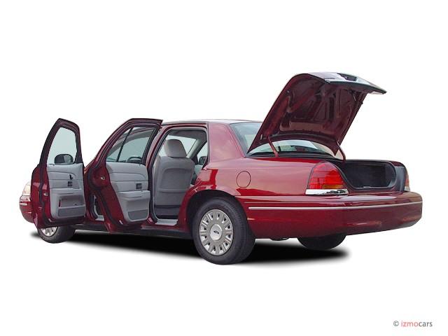 2003 Ford Crown Victoria 4-door Sedan LX Open Doors  sc 1 st  MotorAuthority & Image: 2003 Ford Crown Victoria 4-door Sedan LX Open Doors size ...