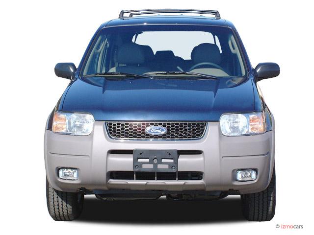 Image 2003 Ford Escape 4 Door 103 Quot Wb Xls Popular Front