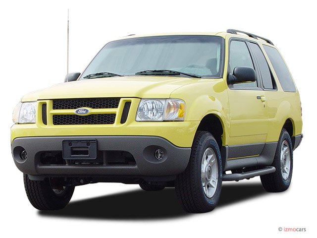 New and used ford explorer sport prices photos reviews - Ford explorer exterior dimensions ...