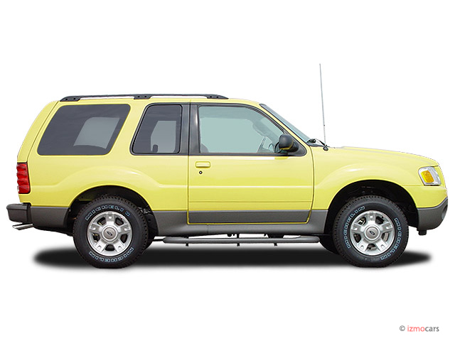 2003 Ford Explorer Sport 2 Door 102