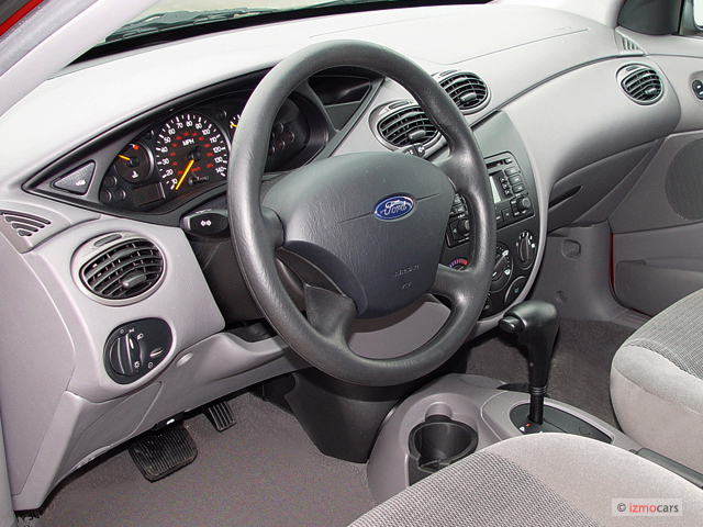 2015 Ford Transit 250 >> Image: 2003 Ford Focus 4-door Wagon SE Dashboard, size