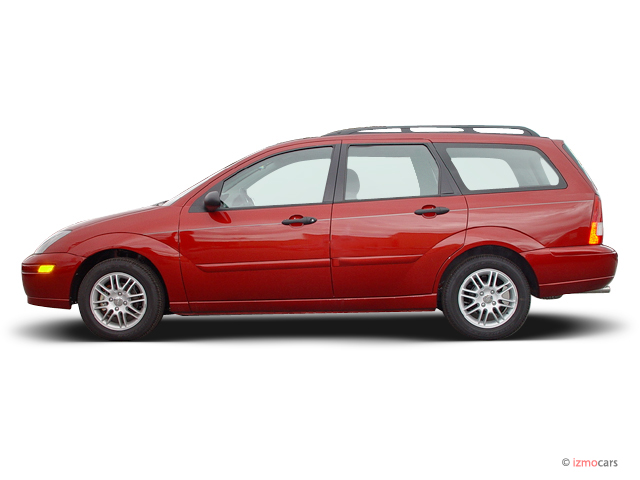 Image 2003 Ford Focus 4 Door Wagon Se Side Exterior View Size 640 X 480 Type Gif Posted On