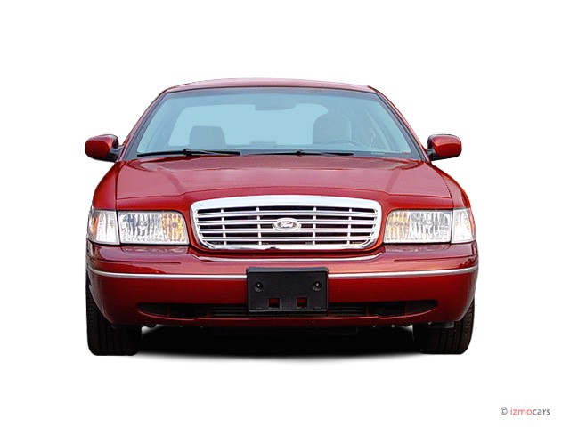 image 2003 ford crown victoria 4 door sedan lx front exterior view size 640 x 480 type gif. Black Bedroom Furniture Sets. Home Design Ideas