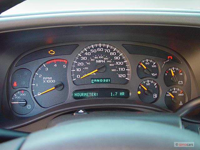 """Image: 2003 GMC Sierra 2500HD Crew Cab 153"""" WB 4WD SLT ..."""
